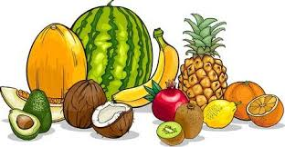 fruit food group clipart. Interesting Group Cartoon Illustration Of Tropical Fruits Food Design Royalty Free Cliparts  Vectors And Stock Illustration Image 20172007 Intended Fruit Group Clipart I
