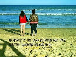 Best Friend Beach Quotes Tumblr Quotesta Friendship Beach