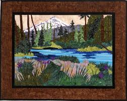 75 best JUNE JAEGER QUILTING images on Pinterest | Tutorials ... & Adventures in Landscape Quilting Book, Best Friends Animal Portraits Book,  Pictorial Wall Hanging and Quilt Patterns by June Jaeger of Log Cabin  Quiltworks Adamdwight.com
