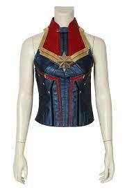 captain marvel vest