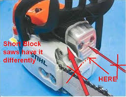 stihl ts420 serial number location. its there. might look like dot matrix on the plasic.....but stihl ts420 serial number location