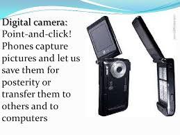 presentation on mobile phones digital