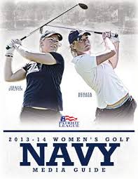 2013-14 Women's Golf Guide by Naval Academy Athletic Association