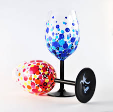 Wine Glass Decorating Designs Artists in Buffalo Artists Galleries 45