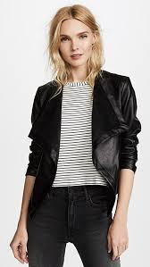 bb dakota peppin vegan leather dy jacket black mmmzzp