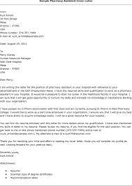 Example Pharmacy Cover Letter Filename Joele Barb