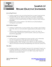 resume objective examples accounting.qualifications-resume-general-resume  -objective-examples