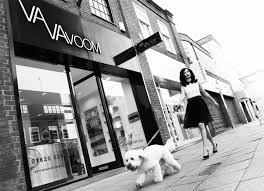 <b>VaVaVoom</b> - <b>Branding</b> for a Hair Salon in Wilmslow, Cheshire