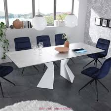 Designer Tisch Sinnvoll Designertisch Ivros In Weiß Für