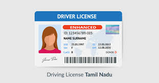 driving licence tamil nadu driving