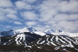scenics view of ten mile mounn range breckenridge colorado usa