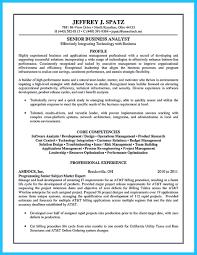 Business Analyst Modern Resume Template 10 Business Analyst Resume Objective Billy Star Ponturtle