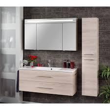 Exklusiv Badezimmer Möbelset Bclever Ulme Madera Nb Inkl