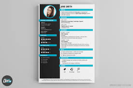 Where Can I Download Creative Resumes Like This One For Free And