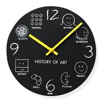 cool wall clocks it atomic wall clocks target
