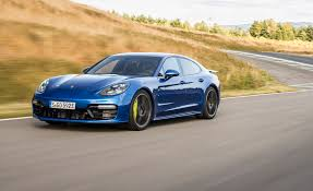 2018 porsche turbo. contemporary turbo 2018 porsche panamera turbo s ehybrid first drive  review car and driver with porsche turbo