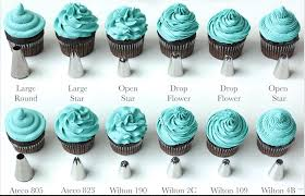 Cake Icing Tips Designs 11 Essential Baking Charts That Everyone Who Plans On Baking