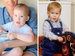 Harry and meghan initially shared a post on their archewell website asking for donations to gavi, the vaccine alliance, which buys coronavirus vaccines for. Archie Looks Just Like Prince Harry In A New Video