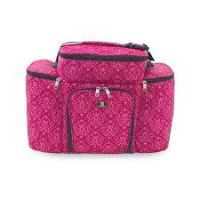 belita nail tech bag imperial pink