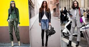 Модный вопрос: можно ли заправлять брюки в <b>сапоги</b>? | Журнал ...