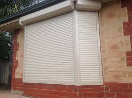 door blinds roller. Bay Window With Motorised Roller Shutter. Door Blinds M