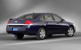 By the Numbers: 2000-2014 Chevrolet Impala