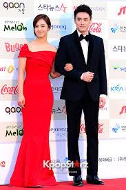 Girls Generation Snsd Yuri And Oh Sang Jin At The 3rd Gaon