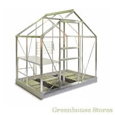 6x4 halls popular greenhouse horticultural glass 294