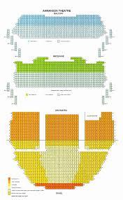70 Buell Theater Seating Chart Talareagahi Com