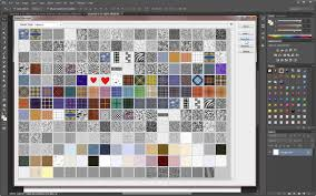 Photoshop Pattern Cool Add And A Save Sets Of Custom Patterns Photoshop 48