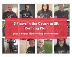 3 Flaws In The Couch To 5k Running Plan And A Better Plan