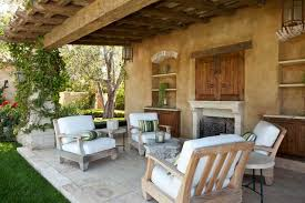 18 charming mediterranean patio designs