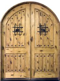 RUSTIC SOLID WOOD ENTRY DOORS Doors For Builders Inc Solid - Custom wood exterior doors