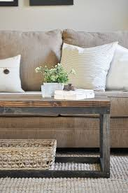 industrial furniture diy. To Pump Up The Industrial Factor Of This DIY Coffee Table By Little Glass Jar, You Can Paint Frame A Glossy Black Instead An Ebony Stain. Furniture Diy R