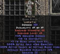 beast runeword runewords body armor west ladder diablo 2 vritems com 24 7