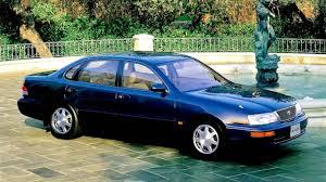 Toyota Avalon JP spec MCX10 '05 1995–03 2000 - YouTube