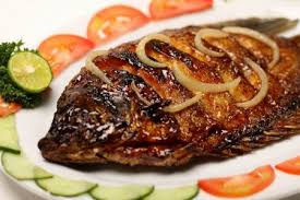 Angkat dan tuang di atas ikan gurame.sajikan ikan gurame saus tiram selagi hangat.changemaker with fimela. Resep Ikan Gurame Bakar Hobimasak Info