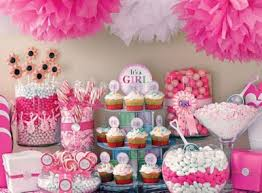 Party Decorations For Baby Shower  Baby Shower Ideas GalleryBaby Shower Party Table Decorations