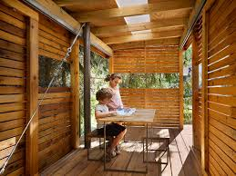 Plain Kids Tree House Inside Landscape By Verner Architects Intended Design Inspiration