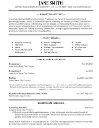 Accounting Assistant Resume Accountant Clerk Resume Template ...