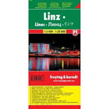 Linz Maps Charts Atlases