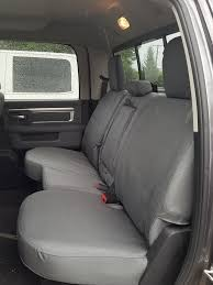 rear seat covers for ram trucks 75500