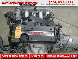 JDM 3SGE TOYOTA ALTEZZA IS200 SXE10 3SGE BEAMS ENGINE AUTOMATIC ...