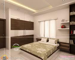 House Interior Design In Kerala - Interior designing of bedroom 2