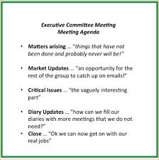 Make An Agenda Make An Agenda Complete Guide Example 2