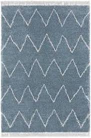 kusový koberec desire 103319 blau rozměry koberců 80x150 mint rugs hanse home koberce 4260578020312