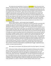 pols university of course hero 2 pages we wear the mask essay revised docx