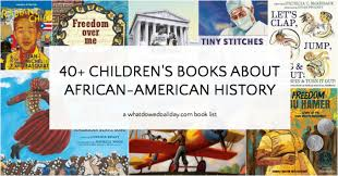 children s books about african american history