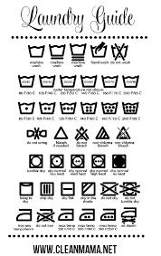 Modern Day Homekeeping Laundry Guide Free Printable