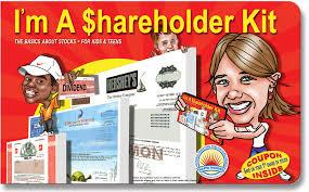 bar mitzvah bat mitzvah gift 2 i m a shareholder kit